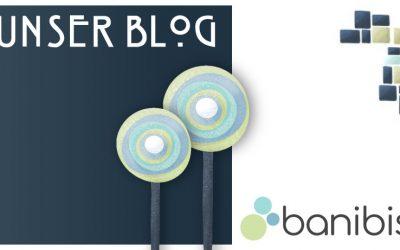 Das neue banibis Blog Design