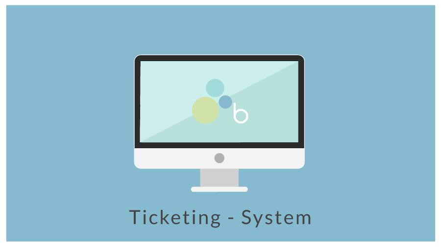 Das Titelbild eines Beitrages über das Ticketing Moduls